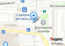 Компания «Банкомат Росгосстрах Банк» на карте