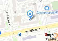Компания «Зодчие» на карте