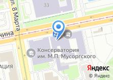 Компания «КОПИР-экспресс» на карте