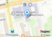 Компания «Платформа» на карте