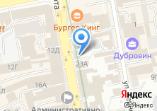 Компания «Суши шоп» на карте