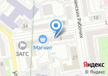 Компания «NetGo» на карте