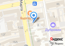 Компания «Сувениры Столицы Урала» на карте