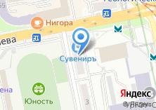 Компания «Siemetrica» на карте