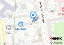 Компания «Термопром» на карте