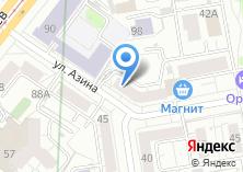 Компания «Объединение охранных предприятий УрФО» на карте