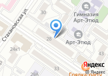Компания «Салон красоты Мотчаного» на карте