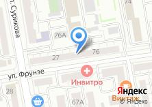 Компания «Мясной №5» на карте