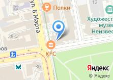 Компания «Новое Радио» на карте