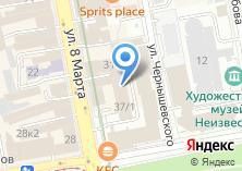 Компания «Витал-Е» на карте