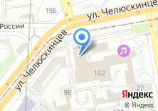 Компания «Логопед +» на карте