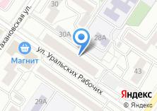 Компания «КБ Айманибанк» на карте