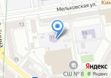 Компания «Детский сад №309» на карте