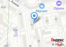 Компания «Бизнес линия» на карте