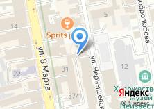 Компания «Языков и Партнеры» на карте