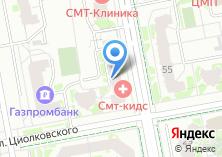 Компания «ПОЛИПЛАСТИК Урал оптовая компания» на карте