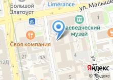 Компания «Daimond Travel» на карте