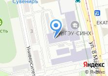 Компания «Ролека» на карте
