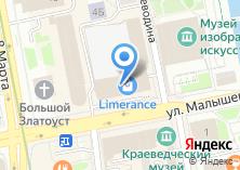 Компания «Центр бухгалтерских услуг» на карте