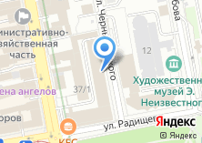 Компания «РТК-ЛИЗИНГ лизинговая компания» на карте