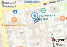 Компания «Молодёжный» на карте