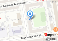 Компания «ИнфоМакс - коммуникационное агентство» на карте
