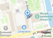 Компания «Бизнес-тренер Игорь Чекотин» на карте