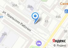 Компания «Schnitzel» на карте