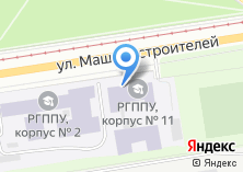 Компания «ЕМК Екатеринбургский машиностроительный колледж» на карте