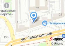 Компания «Масленица» на карте