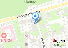 Компания «СветильникРФ» на карте