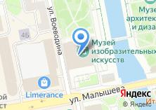 Компания «Сувенирный магазин» на карте