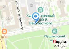 Компания «Косулино 1» на карте