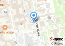 Компания «Фонд им. Святого великомученика Димитрия Солунского» на карте