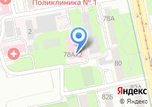 Компания «Городской центр медицинской профилактики» на карте