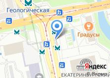 Компания «Банкомат КРЕДИТ ЕВРОПА БАНК» на карте