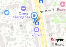 Компания «Проект-Телеком» на карте