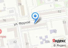 Компания «Прогрессор-ПК» на карте