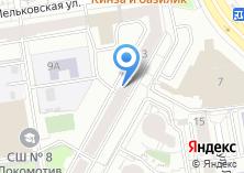 Компания «Ключник» на карте