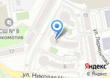 Компания «Киоскер» на карте