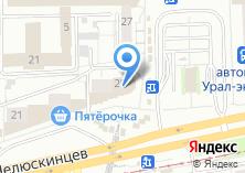 Компания «Vityaz» на карте