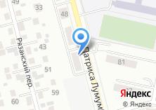 Компания «ПИВОХЛЁБ» на карте