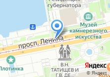 Компания «Кот Леопольд» на карте