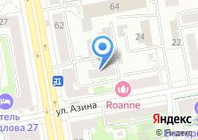 Компания «EconomShina.ru» на карте