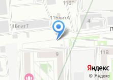 Компания «ЛЮКС-ТОН» на карте