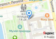 Компания «Оранжевое Солнце» на карте