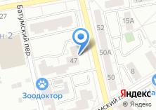 Компания «Уралинпромк-лифт» на карте