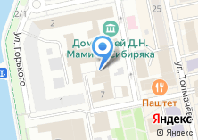 Компания «Уралнефтемаш» на карте