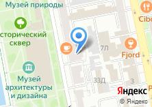 Компания «АРТИУС» на карте