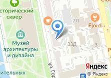 Компания «Центр традиционной народной культуры Среднего Урала» на карте